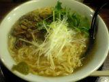 炭火軍鶏麺