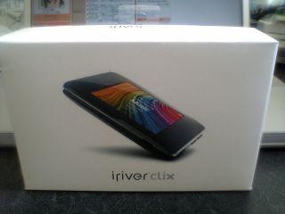 iriver Clix2